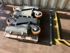 Universal Instruments Sanyo Hitachi Hsp Machine Moving / Rigging Wheel Kit