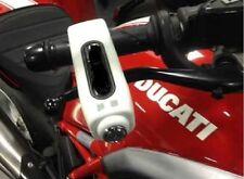 ZentoRack CROC-LOCK MOTORCYCLE SCOOTER HANDLEBAR THROTTLE GRIP LOCK