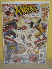 X-MEN '92 #2 - David Nakayama Variant - SECRET WARS  Gambit vs Wolverine  MARVEL
