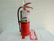 Fire Extinguisher - 10Lb ABC Dry chemical [NICE]