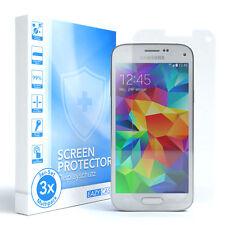 3x Samsung Galaxy s5 Mini Carri Armati Pellicola Protezione Display Pellicola Protettiva Pellicola Chiara