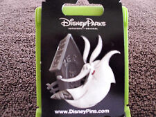 Disney * ZERO & DOGHOUSE * NBC Villain Trading Pin - Nightmare Before Christmas