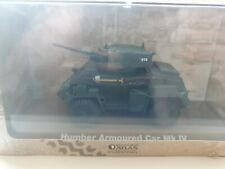 BOXED ATLAS EDITIONS 1:43 HUMBER ARMOURED CAR MK IV NEW SEALED