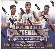 Panini Original Basketball Trading Cards 2015-16 Season