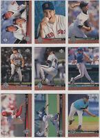 1997 Upper Deck Baseball Team Sets **Pick Your Team**