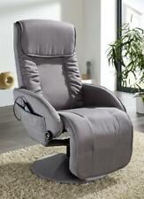 Relaxsessel Grace Massagesessel TV Sessel Fernsehsessel Ruhesessel Sitzmöbel gra