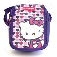 Hello Kitty Hearts Cross Body Bag  NEW  22534