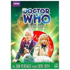 Doctor Who - The Green Death (2 Dvd Set) Jon Pertwee Years