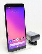"Google Pixel 3 - 64GB | 4G LTE (FACTORY UNLOCKED) 5.5"" Smartphone | Black"