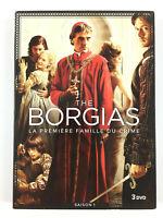 The Borgias La 1ère Famille Du Crime Saison 1 Coffret DVD (les borgias)