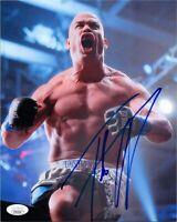"""~~ TITO ORTIZ Authentic Hand-Signed """"UFC MMA"""" 8x10 Photo (JSA COA) ~~"""