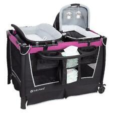Baby Trend Retreat Nursery Center Playard, Mullberry