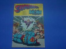 Superman Comicheft, Nr. 1 , von 1974, alt, selten !