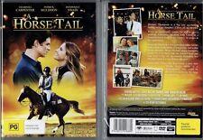 A Horse Tail * NEW DVD *  Dominique Swain Charisma Carpenter family movie
