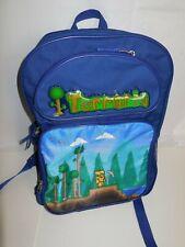 """Terraria 16"""" Large School Roller Backpack Bag Boy Backpack"""