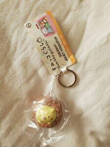 SUMIKKO GURASHI Squishy Charms keychain ORIGINAL TAG