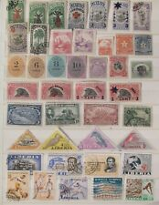 Africa(Liberia) stamp collectionH on 2 pages