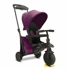 smarTrike smarTfold 500 Enfant 7-en-1 tricycle évolutif bébé smart trike -Violet