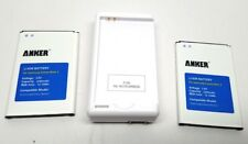 Anker 2 x 3200mAh Replacement Li-ion Batteries for Samsung Galaxy Note 3 w/ Char