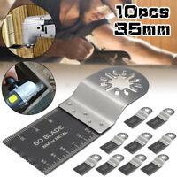5PCS 35mm Bi-métal Lames De Scie Oscillante Outil Multi Multifonction Tool Bosch