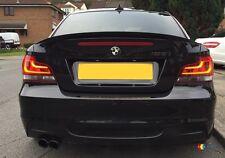 BMW NEU 1 Serie e82/e88 LED hinten Black Line Rückleuchten Set links + rechts 2225282