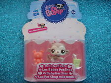 new ORIGINAL Littlest Pet Shop 2559 cutest Pets Baby monkey Shipping with Polish
