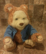2005 TJ Beary Tales Animated Talking Singing Plush Bear Playskool NO CARTRIDGES
