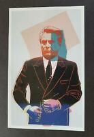 "Andy Warhol ""John Gotti"" Mounted off-set Color Lithograph 1998"