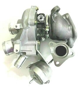 New Rotomaster S1000103N Turbocharger Left Fits 11-12 Ford F-150 3.5L-V6