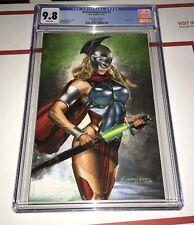 Batman Superman #1 CGC 9.8 ComicXposure Edition B Virgin Variant Greg Horn Cover
