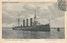 ANGLETERRE ENGLAND ARMY ROYAL NAVY MARINE BOAT H.M.S ESSEX FIRST-CLASS