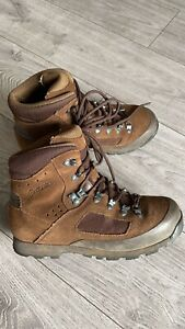 Genuine British Army Surplus Brown Iturri Desert Boots Size 7L