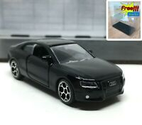 Majorette Audi A5 Coupe Black 1/64 237C Wheel 5Y no Package Free Display Box