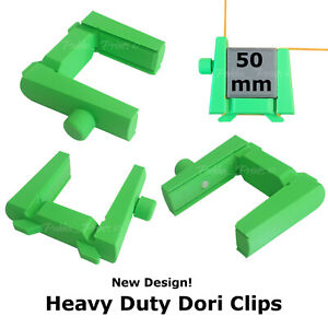 Dori Line Holder Clips Brick Block Laying Wall Building For 50 / 40 mm Profiles