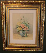 Water Color painting by Edward (E. Pritchard) Pritchard (1864-193_)