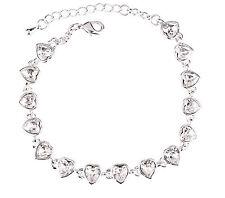 Crystal Tennis Costume Bracelets