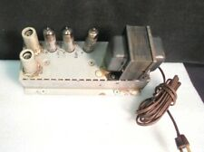 New listing Vintage V-M mono hifi amplifier for Parts or Repair