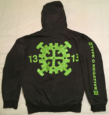 1993 Type O Negative Brothers In Blood Hoodie Vtg Peter Steele t shirt carnivore