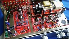New ListingDynaco / Dynakit based Pas-M-3 Tube Preamp 12Ax7 Preamplifier w/ Phono All New!