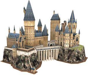 Harry Potter Hogwarts Castle 3D Puzzle University Games 7565 New