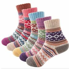 Winter Thermal Cashmere Socks Women Warm Rabbit Wool Socks Thicken soft Socks