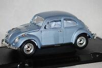 VW Käfer 1967 hellblau metallic 1:18 LACKY DIE CAST neu & OVP 92078MB
