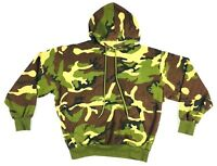 (6822) Camo Airsoft Pullover Hunting Hoodie Sweatshirt Jacket Coat by ROTHCO M