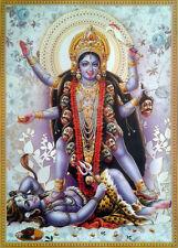 """Hindu Goddess * Shri Mahakali Kali Kaali Maa - Big POSTER (20""""x28"""")"""