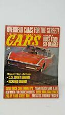Hi-Performance Cars Magazine- Dec 1970 - Funny Car Action