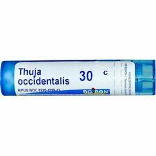 Boiron Single Remedies Thuja Occidentalis 30c Approx 80 Pellets