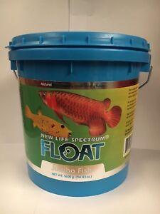 NLS Float Jumbo Formula 1600g 7.5mm Pellet Size New Life Spectrum Fish Food