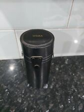Sigma 80-200mm F/ 3.5-4 Leather Lens Case Cover Free Shipping