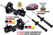 FOR VOLVO S40 1995-1999 NEW 2x FRONT + 2x REAR SHOCK ABSORBER SHOCKER SET