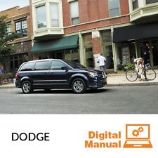 Dodge Van - Service and Repair Manual 30 Day Online Access